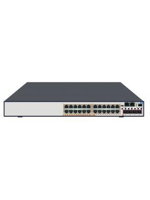 ZTE - 5950-28SD-L  L3,24 GE SFP ports+4 10GE...