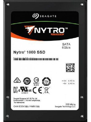 """SSD SEAGATE - 960 GB - SATA (SATA/600) - 2.5""""..."""
