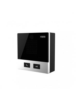 Fanvil - Videocitofono IP I10V, un tasto DSS, 1...
