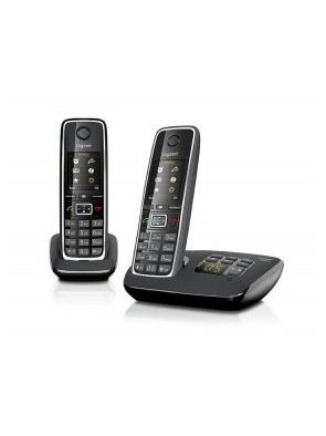 GIGASET C 530 A DUO - 2 Telefoni Dect con base...