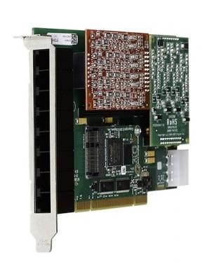 Digium A8A 8 port modular...