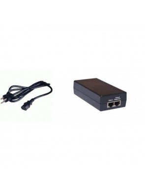 Ruckus Spares of PoE Injector 10/100/1000Mbps,...