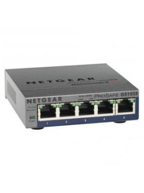 Netgear ProSafe Switch Plus Giga a 5 porte...