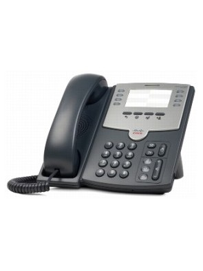 Cisco SMB 8 Line IP Phone With PoE and PC Port