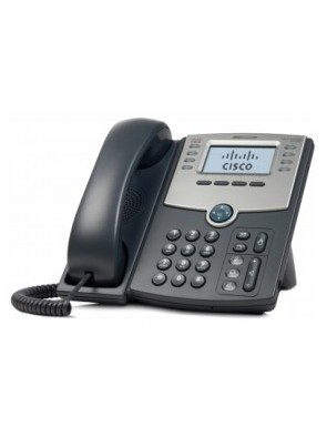 Cisco SMB 8 Line IP Phone With Display, PoE and...