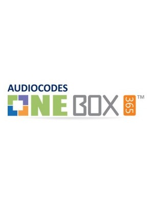 Audiocodes One Box 365 Pro Edition red
