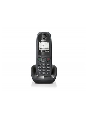 GIGASET AS 405 BLACK - Telefono Dect con base...