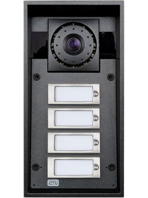 2N Helios IP Force - 4 tasti & HD camera & 10W...