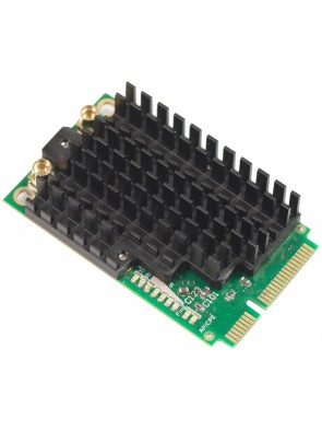 MikroTik 802.11b/g/n High Power miniPCI-e card...