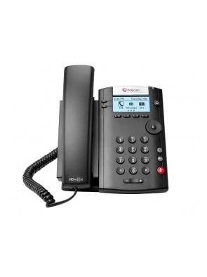 Polycom VVX201 2-line Desktop Phone with dual...