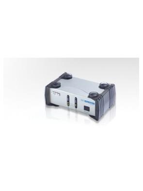 ATEN 2 Port DVI Video Switch, On A Single DVI...