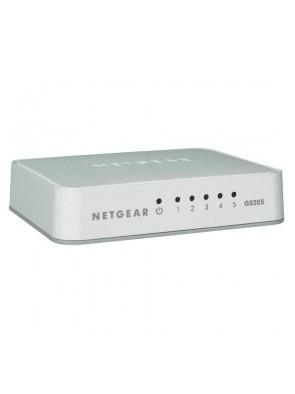 Netgear  Gigabit Ethernet Switch a 5 porte...