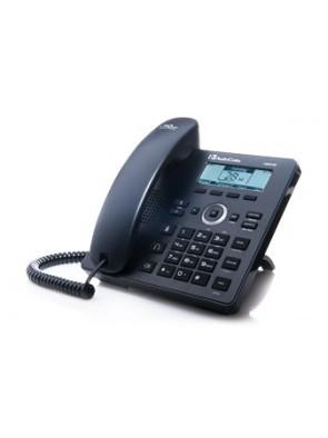 AudioCodes Lync 420HD IP-Phone PoE Black 2...