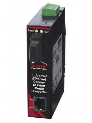 Red Lion Sixnet SL-2ES-3SC media converter...