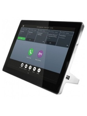 Polycom VC RealPresence Touch with silver trim...