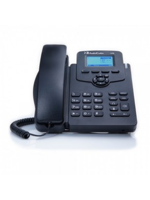 Audiocodes S4B 405HD IP-Phone PoE Black