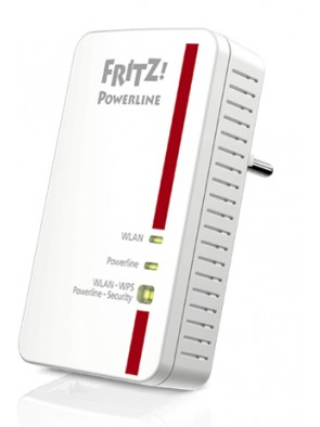 FRITZ!Powerline 1240E WLAN Set international