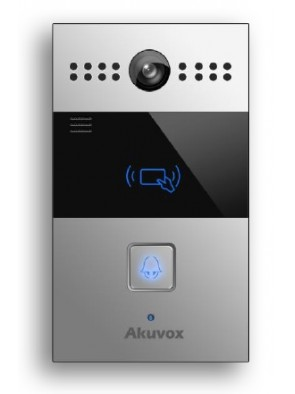Akuvox - R26C Doorphone SIP con Camera, 1...