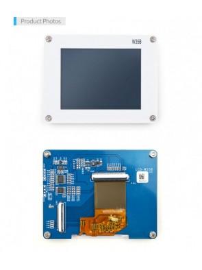FriendlyELEC 3.5 inch LCD con touch resistivo...