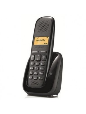 GIGASET A 170 BLACK - Telefono Dect con base...