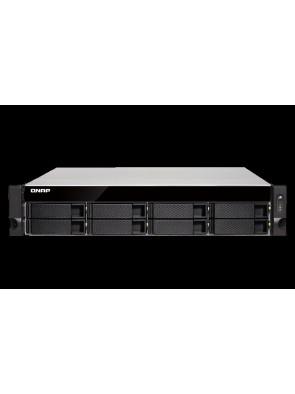 QNAP NAS -  8 Bay TurboNAS, AMD Quad-Core...