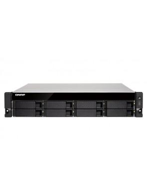 QNAP NAS - 8-Bay quad-core 1.7 GHz rackmount...