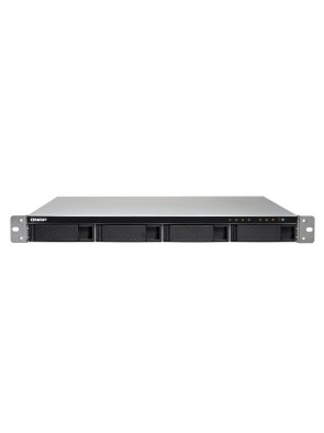 QNAP NAS - 4 Bay quad-core 1.7 GHz rackmount...