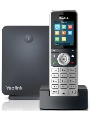 Yealink DECT-IP W53P Single Cell Base Station e...