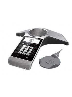 Yealink CP930W IP-DECT Conference Phone: DECT,...