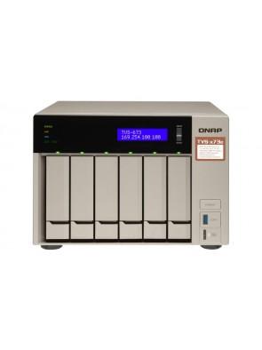 QNAP NAS TVS-673e-4G, 6 Bay...