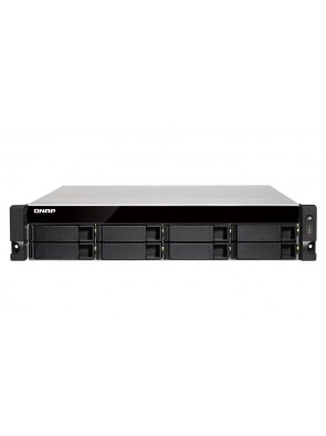 QNAP NAS - 8 bay rackmount NAS, AMD RX-421ND...