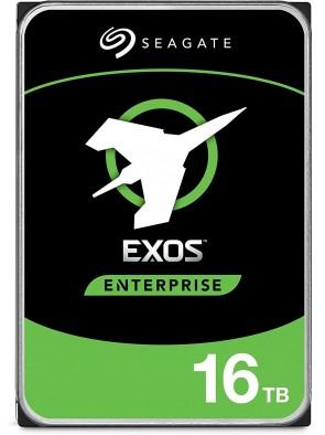"""HDD SEAGATE - Exos X16, 3.5"""", 16TB, 7200..."""