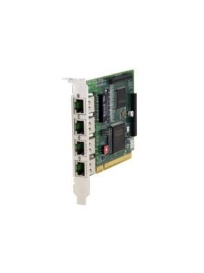 Digium Four (4) span digital T1/E1/J1/PRI PCI...