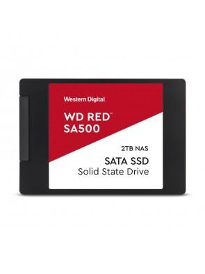 """SSD WD RED - 500 GB, 2.5"""", Velocità di lettura:..."""