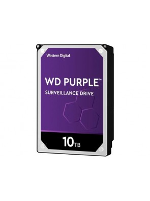 "HDD WD PURPLE - 3.5"" Interno - 10 TB - SATA..."