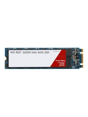 SSD WD RED M.2 - 500 GB, Velocità di lettura:...