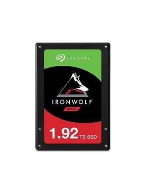 "SSD SEAGATE IRONWOLF - 2,5"" Interno - 1,92 TB -..."