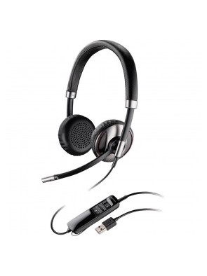 EOL- PLANTRONICS BLACKWIRE C720,STEREO TELEPHONY