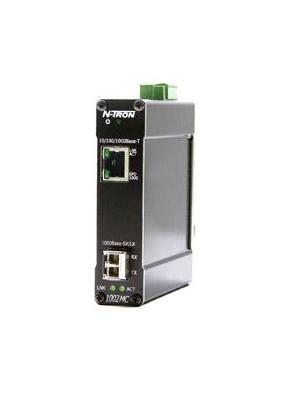 Red Lion N-Tron 1002MC-SX 10/100/1000BaseT to...
