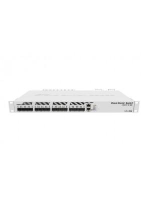 MikroTik-- Cloud Router...