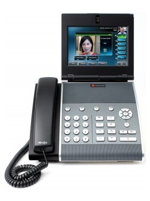 Polycom VVX 1500 D dual stack SIP & H323 Video...