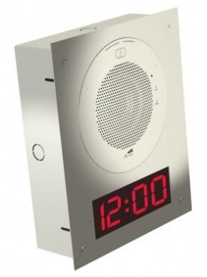 Cyberdata Flush Mount Clock...