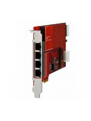 Beronet 4 BRI/S0 PCIe –...