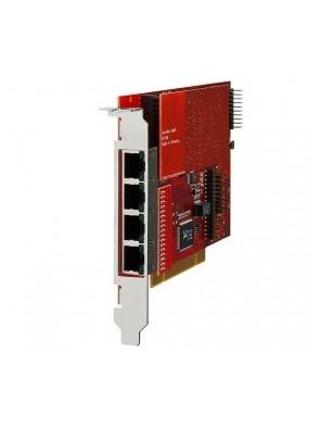 Beronet 4 FXS PCIe card –...