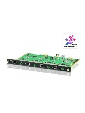 Aten scheda uscita HDBaseT a 4 porte per switch...