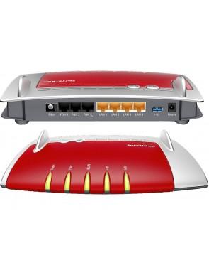 AVM FRITZ! Box 5490 Modem Router Wireless AC...