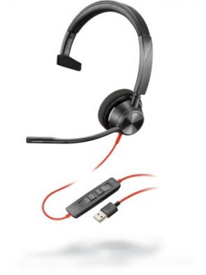 Plantronics Blackwire 3310, BW3310-M USB-A