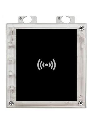 2N Helios IP Verso - 13.56MHz smart card RFID readr NFC ready
